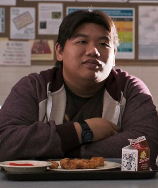 Jacob Batalon plays lovable sidekick Ned (image via SuperHeroHype).
